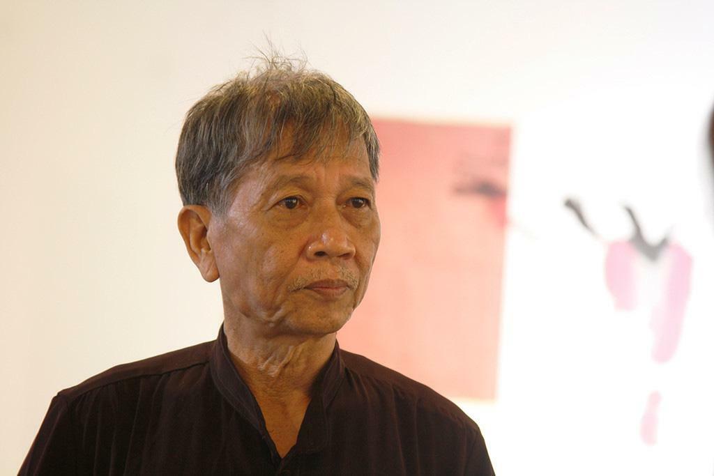 Trào nước mắt khi nghe bạn thân kể về những ngày cuối đời của nhà văn Nguyễn Huy Thiệp