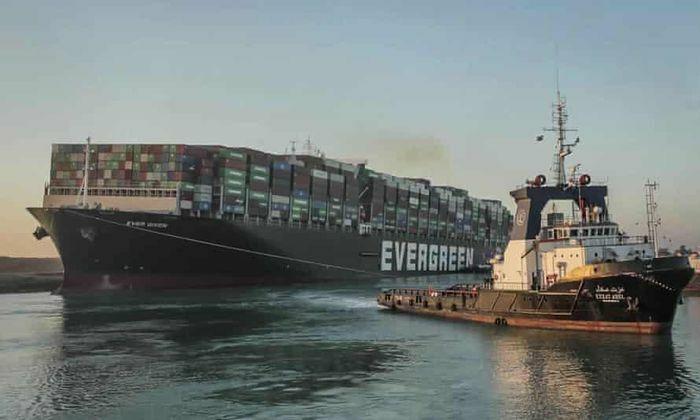 Giải cứu thành công tàu Ever Given, giao thông kênh đào Suez được nối lại