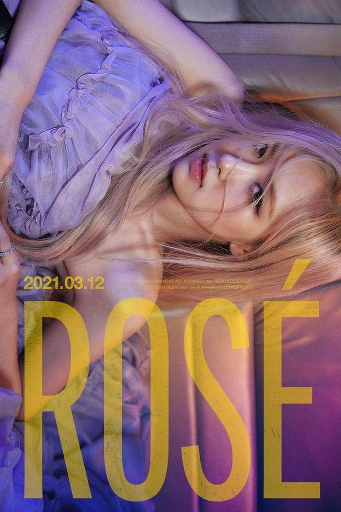 """Rosé (Black Pink) xinh đẹp và quyến rũ trong 2 teaser mới nhất """"đánh úp"""" cộng đồng fan"""