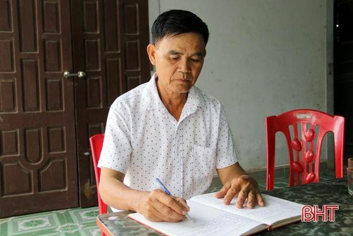 """Ông bí thư """"2 trong 1"""" khơi sức dân xây dựng đô thị văn minh ở phía Nam Hà Tĩnh"""