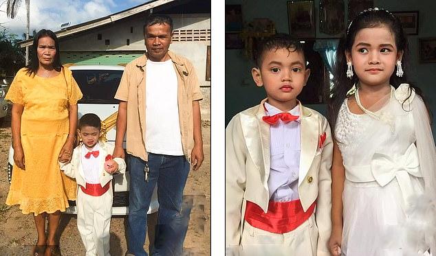 """Cặp song sinh kết hôn khi mới 5 tuổi, lý do khiến nhiều người """"ngã ngửa"""""""