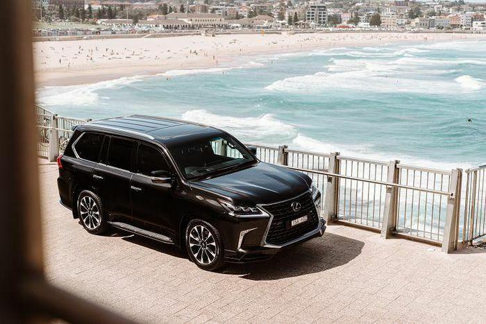 Chi tiết SUV hạng sang Lexus LX 570 S 2021 từ 2,7 tỷ đồng