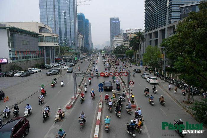 """Sau 5 năm hoạt động, BRT vẫn bị """"ép"""" bởi phương tiện cá nhân"""