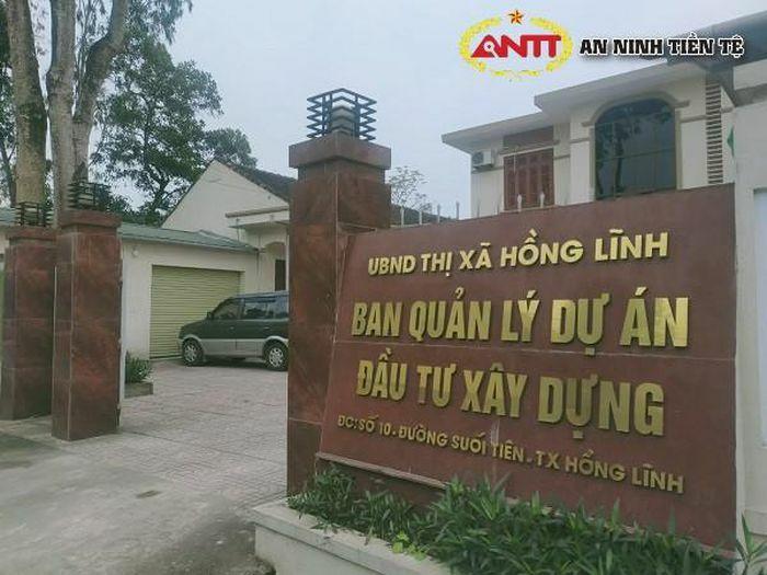 """Mở gói thầu gần 12 tỷ đồng ở Hồng Lĩnh: Liên danh """"lạ"""" giảm giá sâu"""