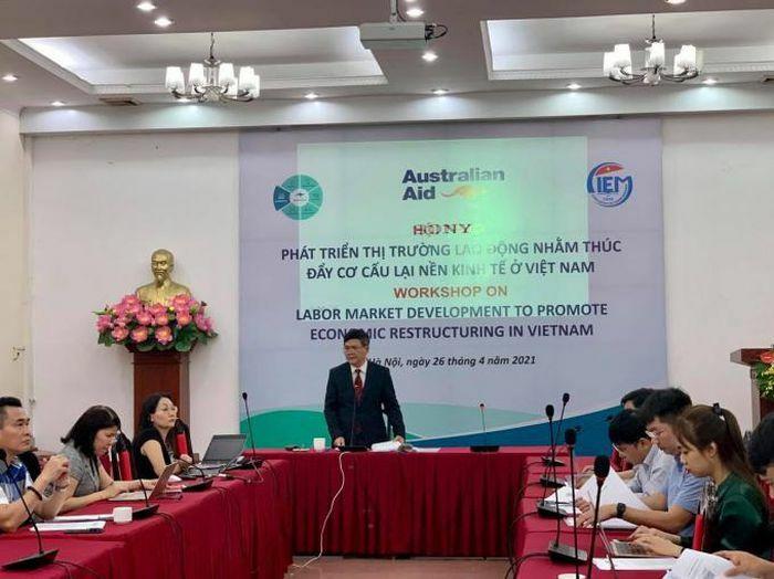 Kỹ năng lao động của Việt Nam hạn chế, xếp thứ 103 thế giới