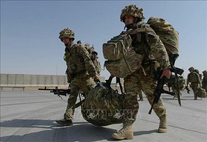 Anh có kế hoạch rút gần như toàn bộ binh sĩ khỏi Afghanistan
