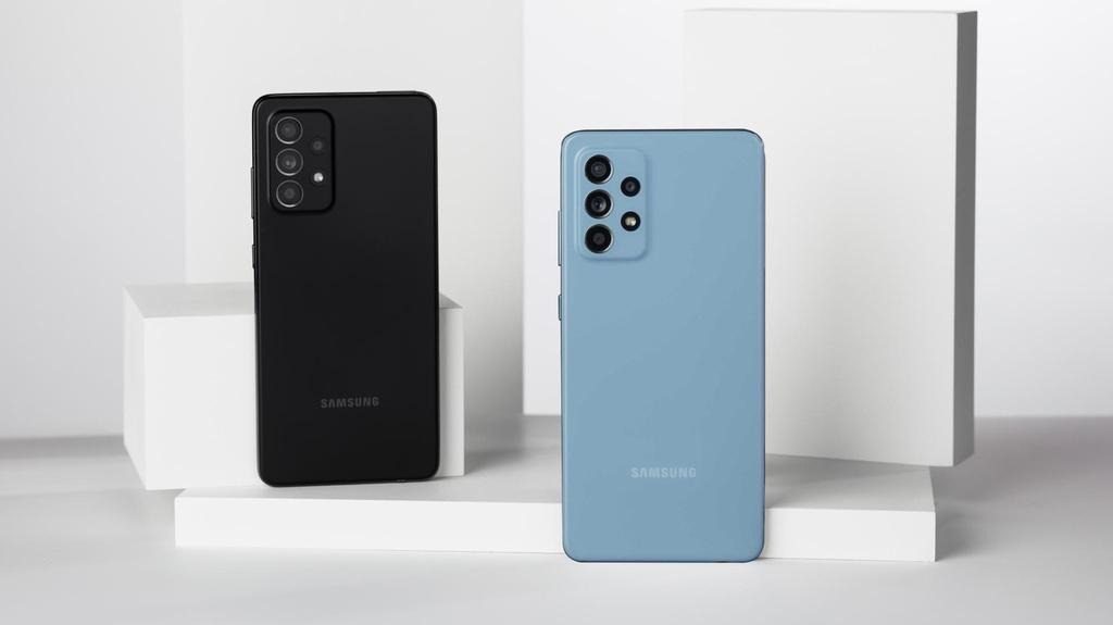 """""""Hot rần rần"""" với Samsung Galaxy A52 5G, vừa nhanh, mạnh, chống nước lại có cả bộ camera """"xịn xò"""""""