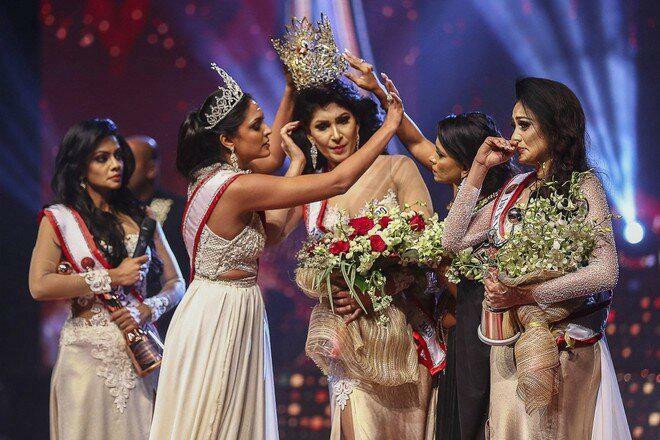 Hoa hậu Quý bà Sri Lanka bị bắt vì lý do khó ngờ