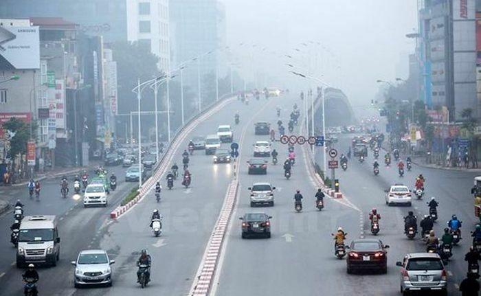 Thời tiết hôm nay 2/4: Hà Nội sáng sớm có mưa phùn và sương mù, nhiệt độ cao nhất 31 độ C