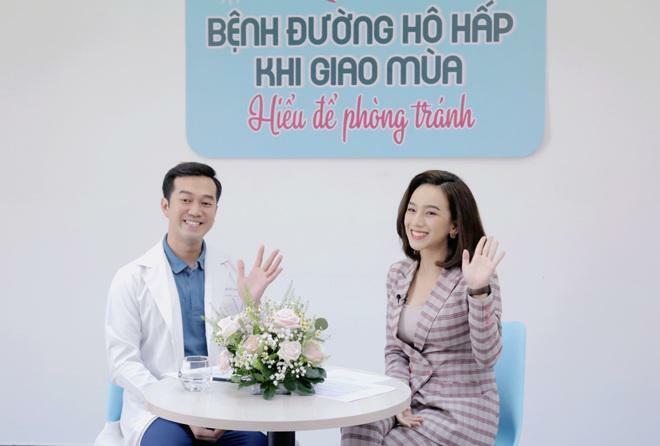 Đang diễn ra buổi giao lưu trực tuyến Bệnh đường hô hấp khi giao mùa – Hiểu để phòng tránh