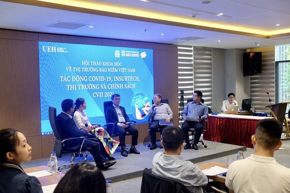 Cứ 100 người Việt thì có 11 hợp đồng bảo hiểm nhân thọ