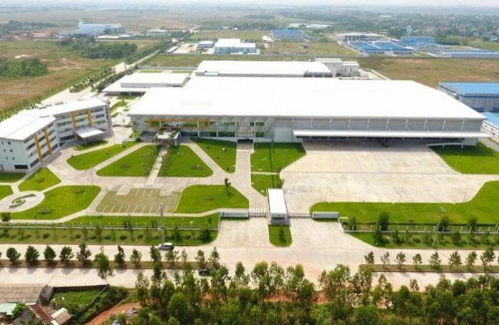 HDTC làm khu công nghiệp 2.500 tỷ tại Vĩnh Phúc