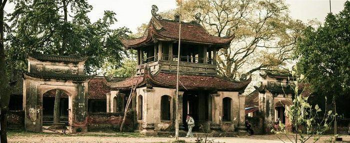 Ngỡ ngàng trước những công trình làm mới di tích hơn 2 nghìn tuổi – chùa Đậu