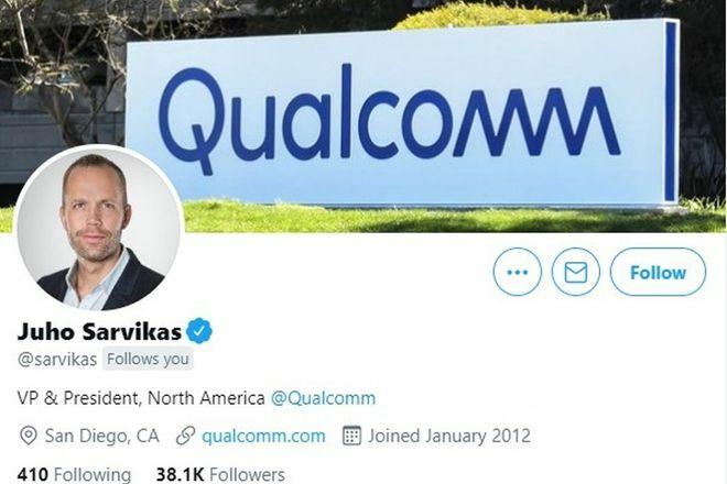 Cựu giám đốc điều hành Nokia và HMD Global gia nhập Qualcomm