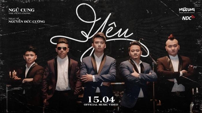 Ban nhạc Rock Ngũ Cung kết hợp cùng nhạc sĩ Nguyễn Đức Cường, phát hành ca khúc mới sau hơn 6 năm