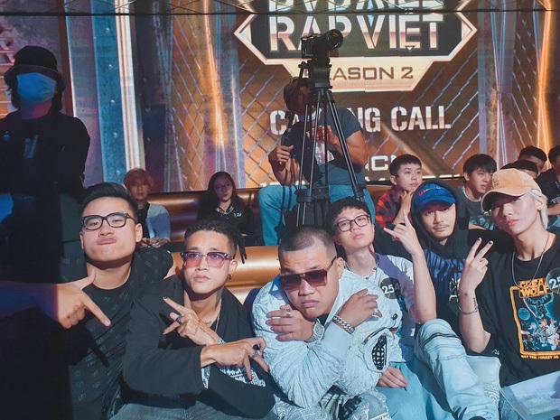 Biểu cảm của Rhymastic khi xem Blacka cast Rap Việt mùa 2 khiến netizen thích thú!
