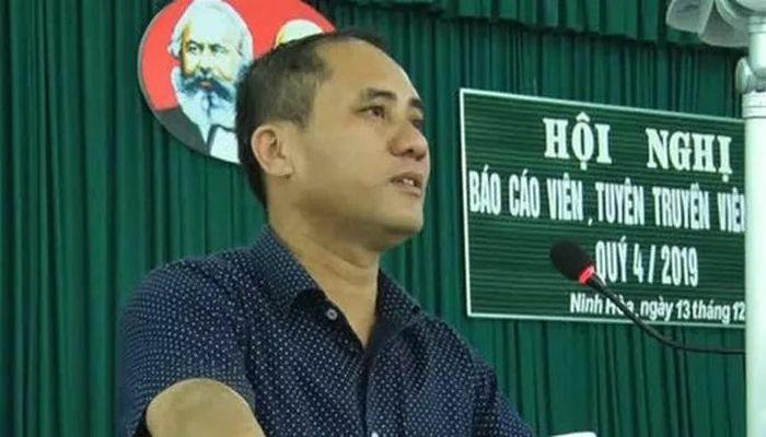 Nghi án Bí thư phường ở Khánh Hòa bị đâm tử vong