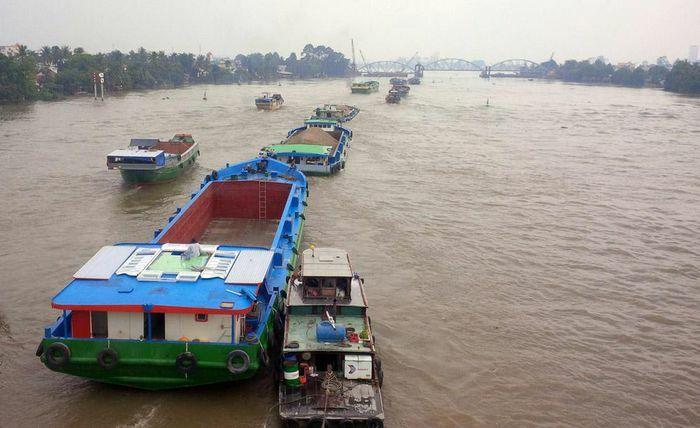 Đồng bằng sông Cửu Long: Phát huy tối đa lợi thế giao thông thủy