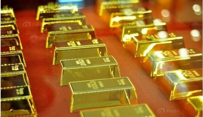 Giá vàng quay đầu đi xuống bất chấp đồng USD giảm