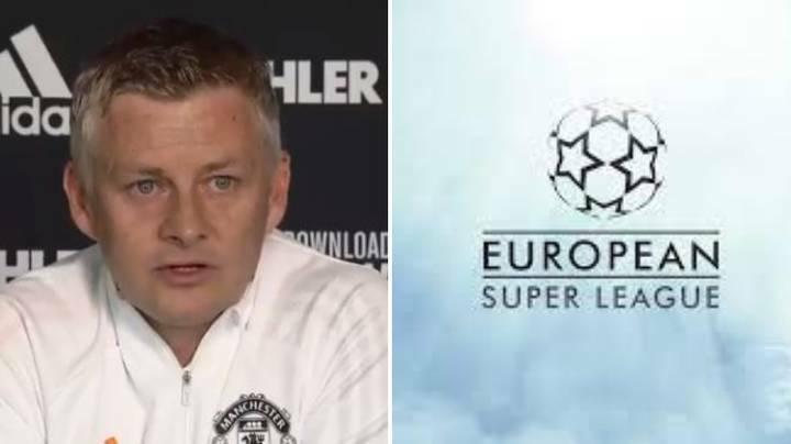 """MU: Solskjaer thừa nhận Super League giống như một """"quả bom"""""""