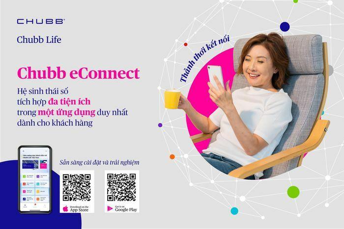 Chubb Life Việt Nam ra mắt hệ sinh thái số tích hợp dành cho khách hàng
