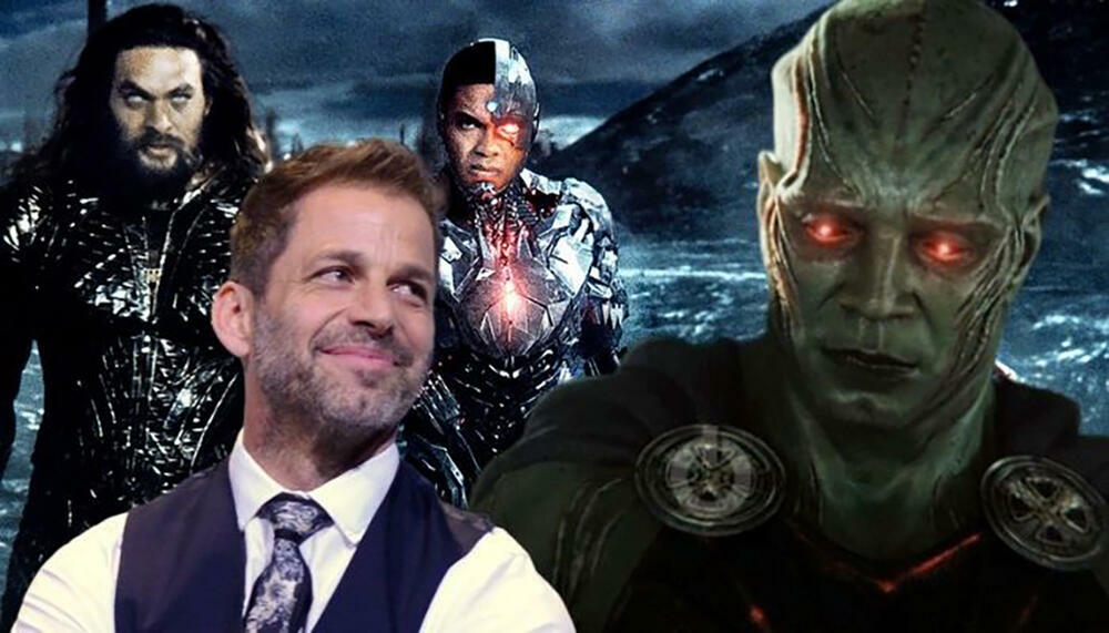 "Việc ghi hình bổ sung cho ""Zack Snyder""s Justice League"" phải làm qua… Zoom do dịch COVID-19"