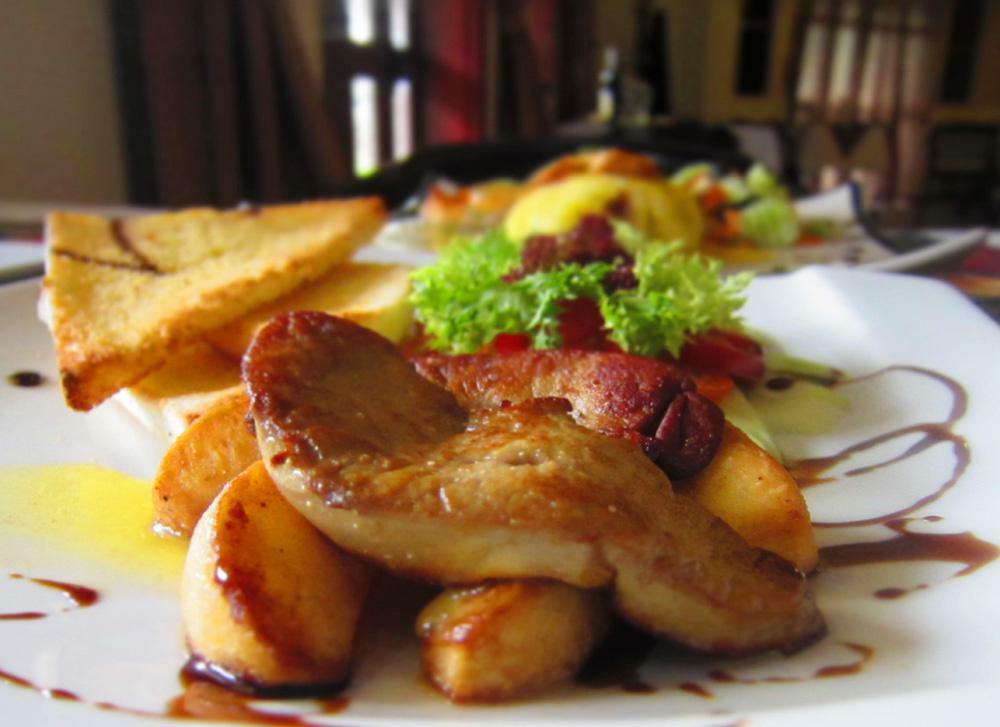 Tinh hoa ẩm thực Pháp giữa lòng Hà Nội
