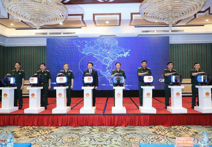 Ra mắt Cổng dịch vụ công Bộ Quốc phòng hướng tới Chính phủ số, chuyển đổi số
