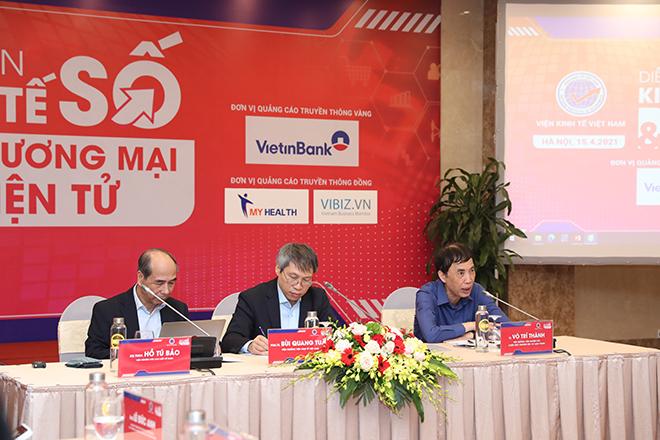 Chuyển đổi số: Con đường mới nâng cao năng lực cạnh tranh cho doanh nghiệp Việt
