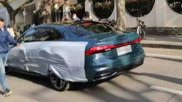 Chiều tệp khách khó tính, Audi A7 hy sinh mui coupe đặc trưng để làm bản kéo dài - ảnh 1