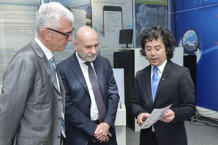 Nhà khoa học Việt Nam được nhận Huân chương Công trạng Italia