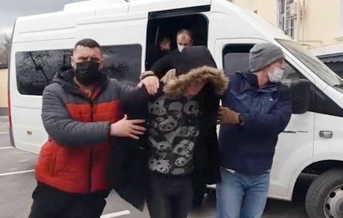 """An ninh Nga bắt giữ một """"điệp viên"""" của Ukraine ở Crimea"""