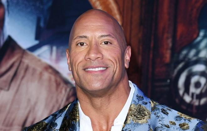 The Rock phản đối Hoàng tử William là 'người đàn ông hói đầu quyến rũ'