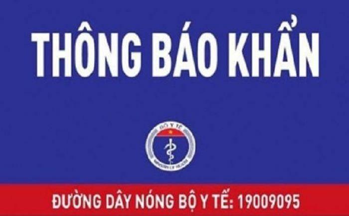 Tìm người đi trên xe khách (43B-048.78) tuyến Đà Nẵng – Hà Nội