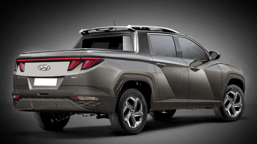 Xe bán tải Hàn Quốc muốn cạnh tranh Ford Ranger