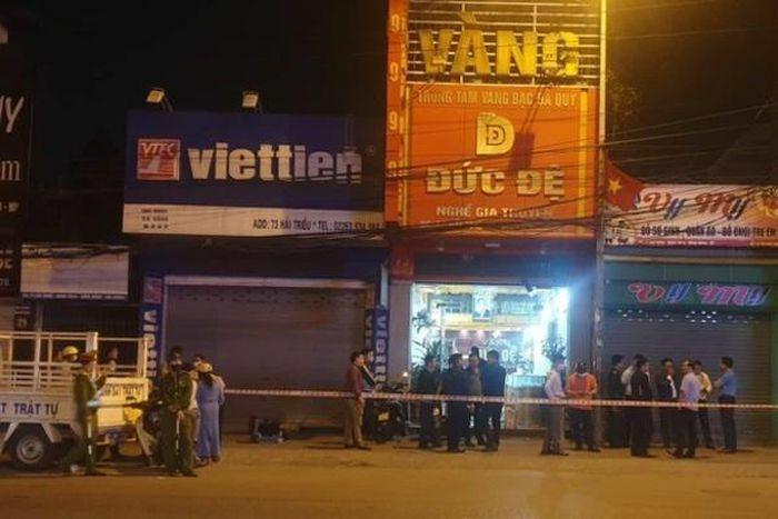 Ném mìn vào tiệm vàng ở Hải Phòng rồi lẩn trốn gần 1 tháng, nghi phạm bất ngờ bị bắt khi lang thang trên đường