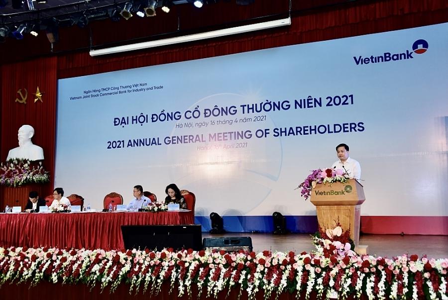 Lợi nhuận đạt trên 17.000 tỷ đồng, VietinBank tiếp tục tập trung vào chất lượng tăng trưởng