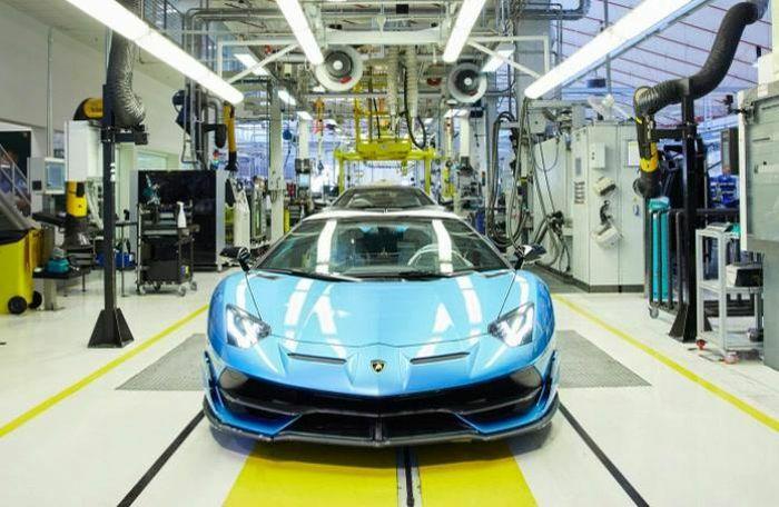 Quý I/2021, Lamborghini bán được bao nhiêu xe?
