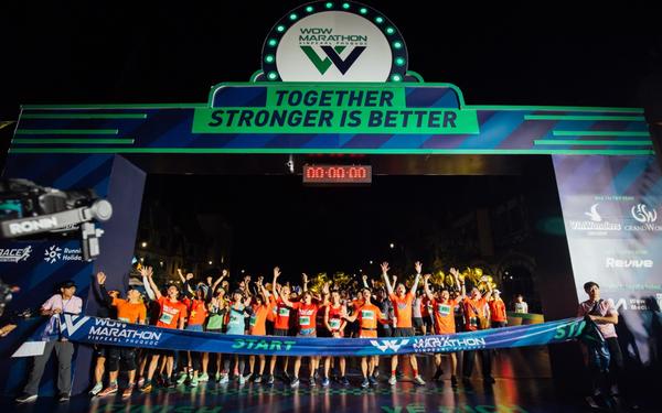Giải mã cơn sốt về một giải chạy cực hot trong giới runner: Chỉ một từ – MÊ