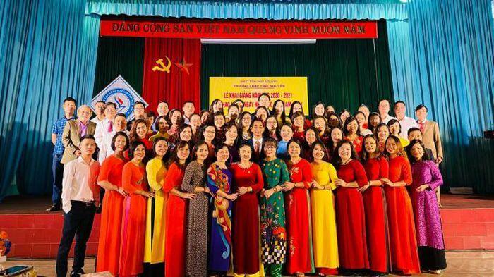Thái Nguyên sáp nhập 2 trường cao đẳng lâu đời thành một trường mới