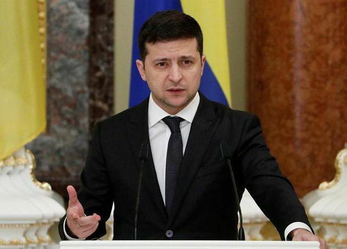 """TT Ukraine Zelensky nêu """"cách duy nhất"""" để chấm dứt chiến tranh tại Donbass"""