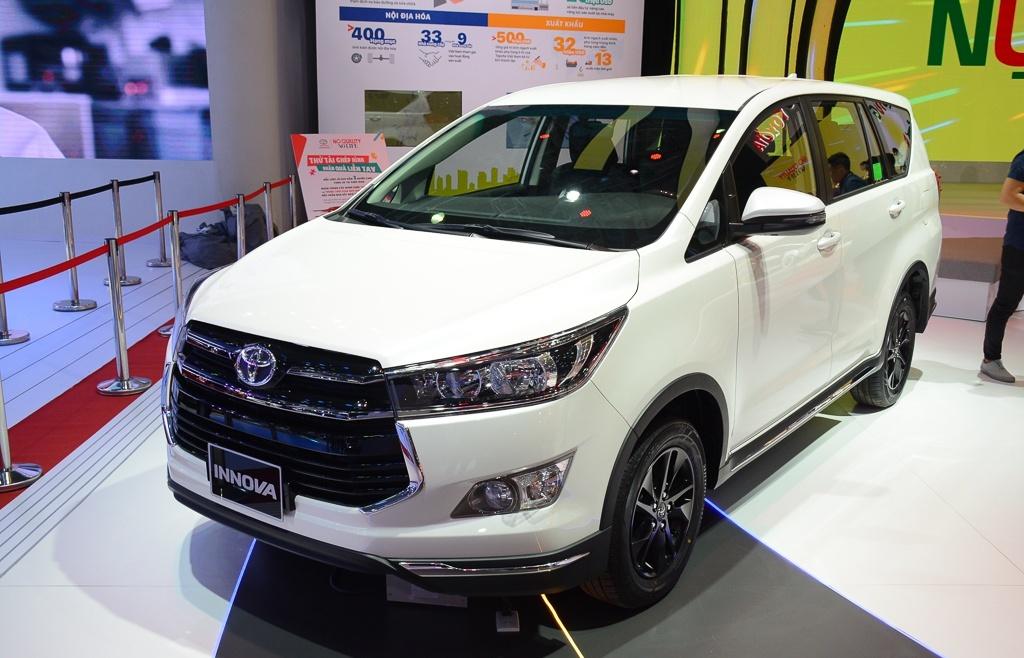 4 mẫu xe đang đánh mất vị thế trên thị trường ô tô Việt Nam