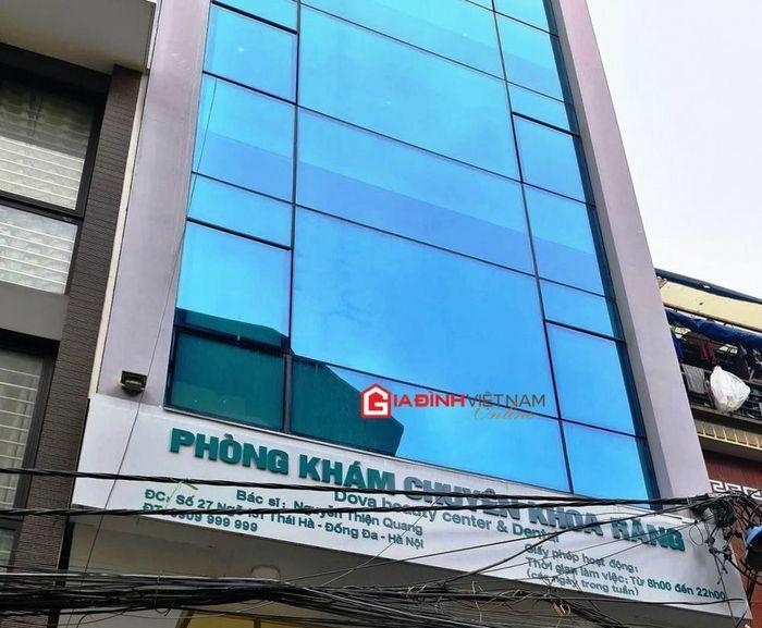 Quận Đống Đa, Hà Nội: Nghi vấn cơ sở nha khoa không phép, mạo danh bác sĩ khám bệnh