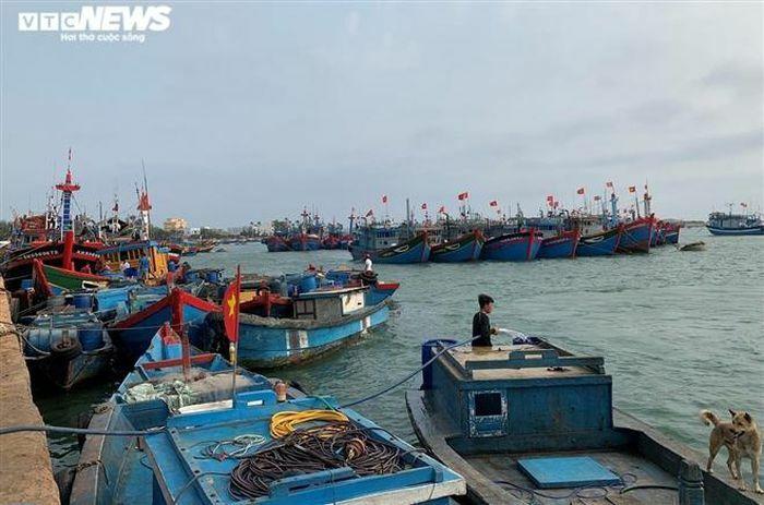 """Vũng neo đậu tàu thuyền hơn 400 tỷ ở đảo Lý Sơn """"giậm chân"""" ròng rã 17 năm"""