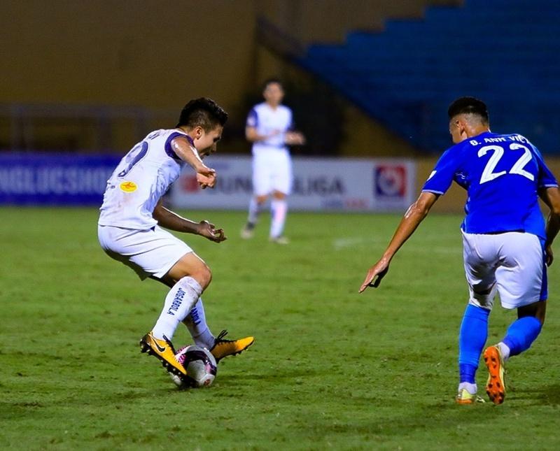 Ngôi sao bóng đá Quang Hải trở thành tân sinh viên Đại học Quốc gia Hà Nội