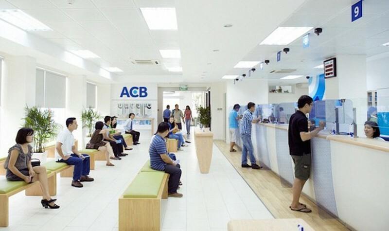 Nhóm Dragon Capital vừa gom 9 triệu cổ phiếu ACB