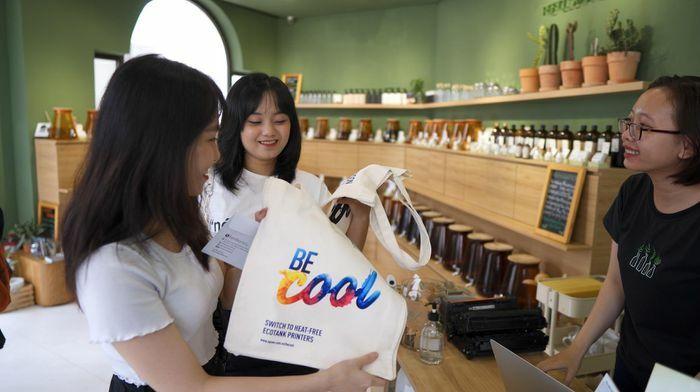 """Nâng cao nhận thức về in ấn bền vững thông qua chiến dịch """"Be Cool With Epson"""""""