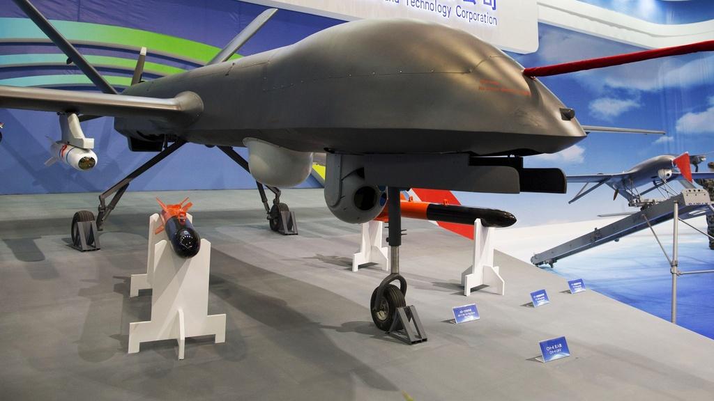 Công ty Trung Quốc nói drone tự sản xuất có thể tàng hình như B-21