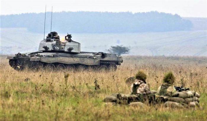 Kế hoạch hiện đại hóa Lục quân Vương quốc Anh
