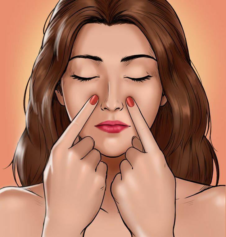 8 kỹ thuật massage giúp giảm đau đầu